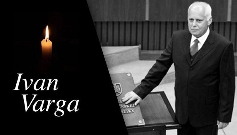 zakladajúci člen a dlhoročný poslanec parlamentu za Smer-SD Ivan Varga