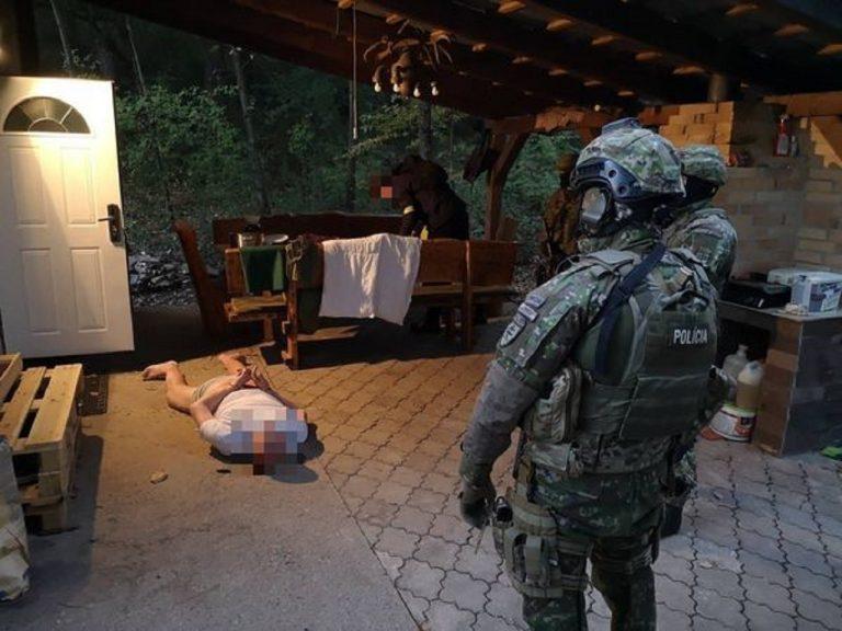 Polícia v akcii Pavúk zadržala hlavu organizovanej skupiny prevádzačov