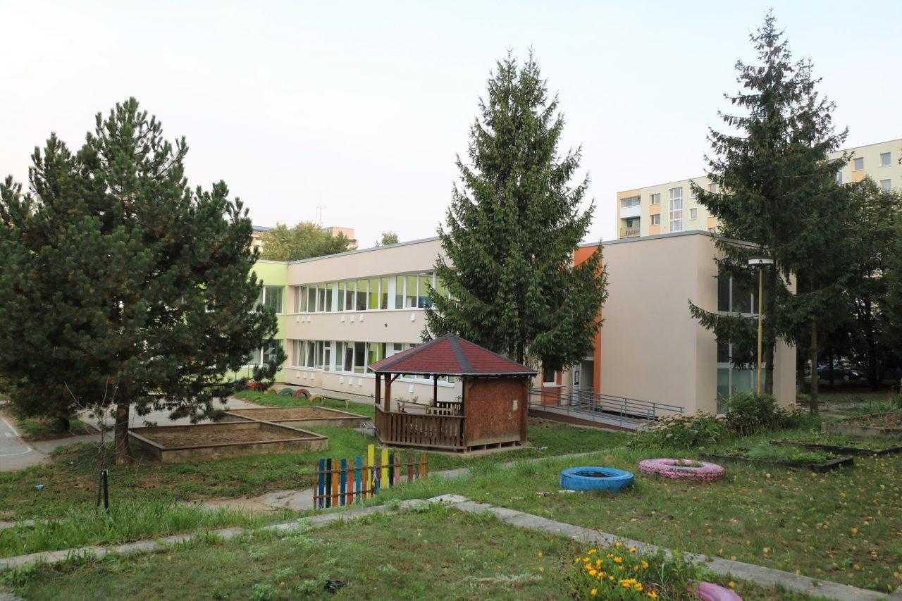 Materská škola Bratislavská ulica Prešov