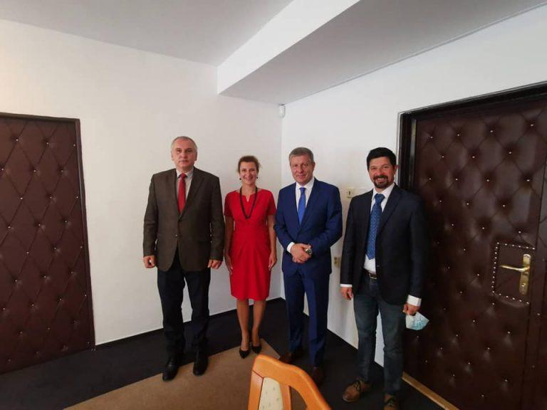 Vladimír Škára, Jana Majorová Garstková, Vladimír Lengvarský, Matúš Polák