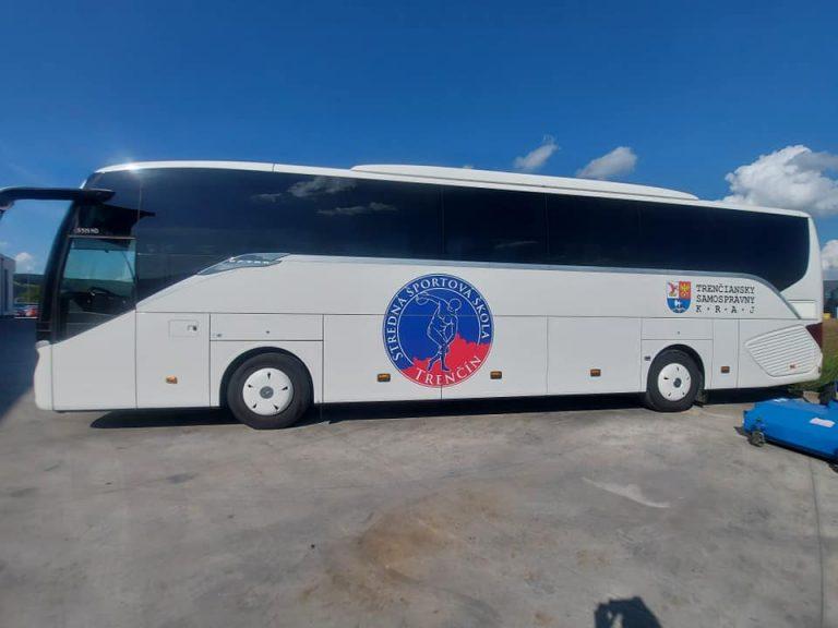 autobus SŠŠ Trenčín