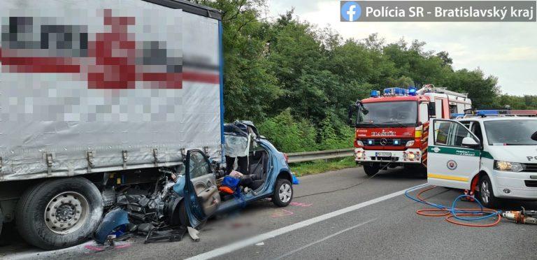tragická nehoda D2_Lozorno