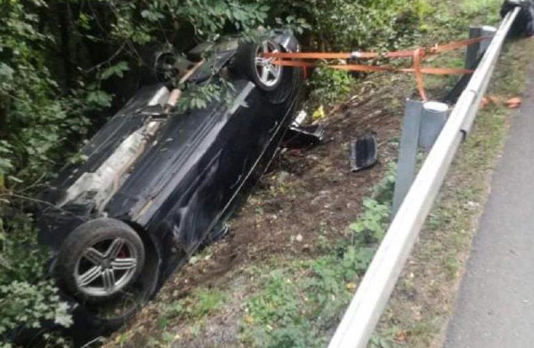 nehoda alkohol za volantom