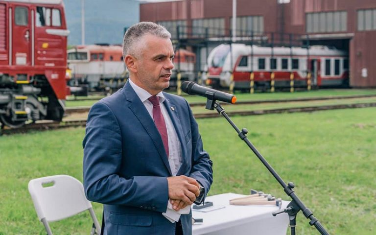 Jaroslav Kmeť v Humennom