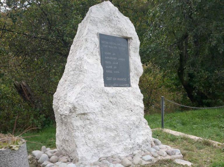 Pomníku padlým v SNP Kežmarok