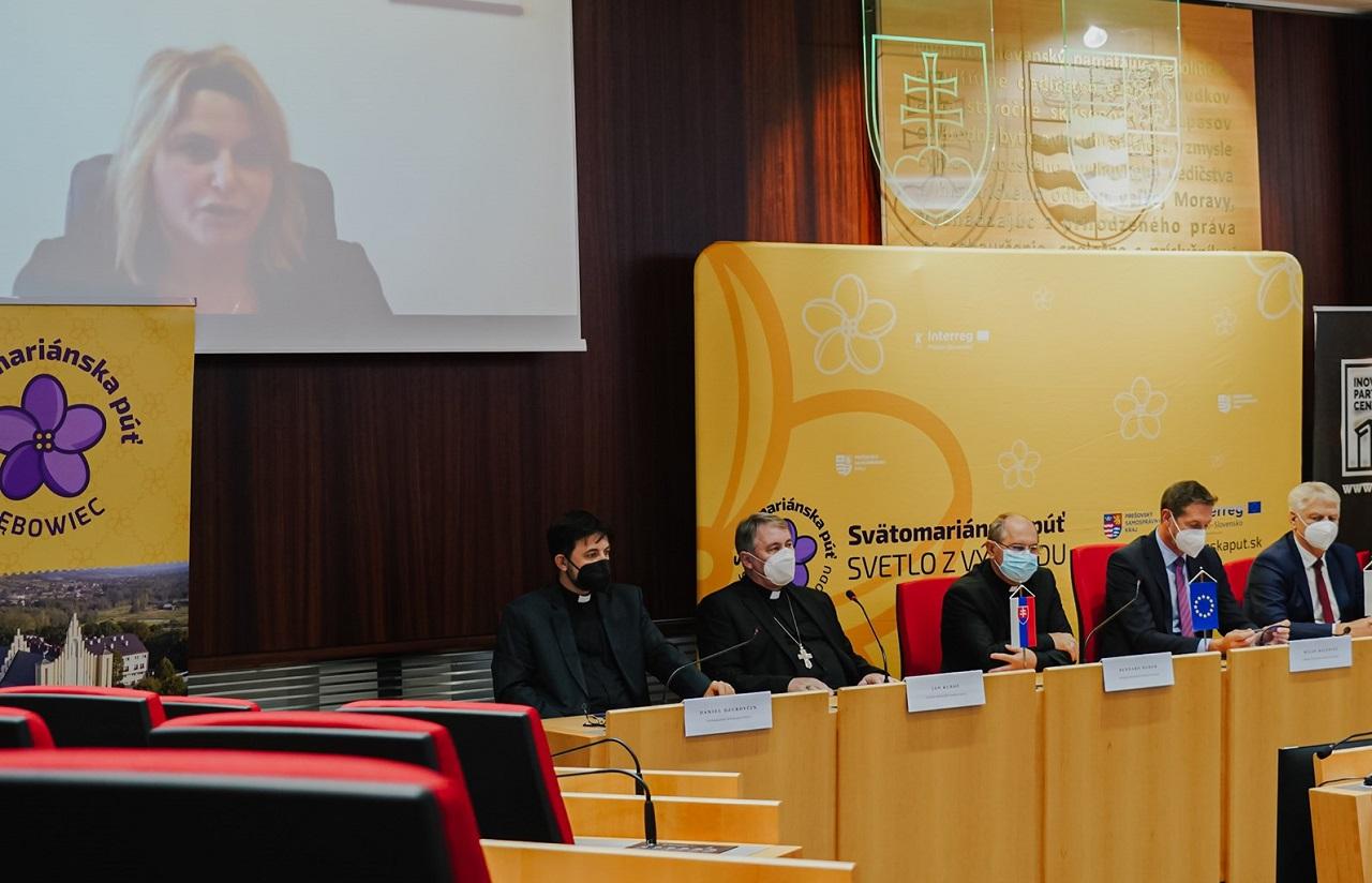 Daniel Dzurovčin, Ján Kuboš, Mons. Bernard Bober, Milan Majerský, Ján Hudacký