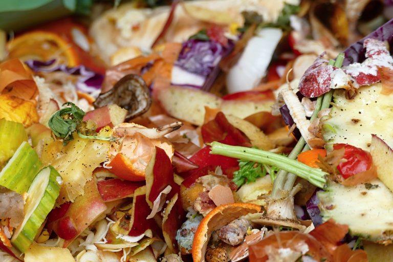 kuchynský odpad
