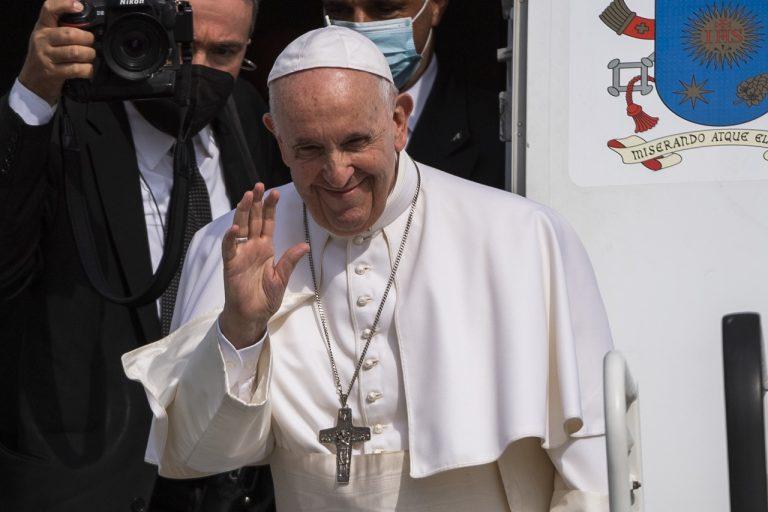 Pápež František ukončil oficiálnu návštevu Slovenska