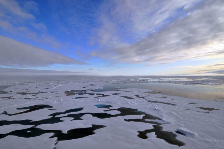 Arktída ľad