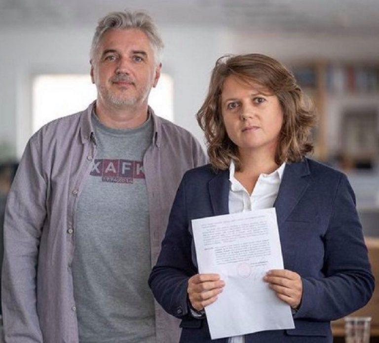 Konštantín Čikovský a Monika Tódova