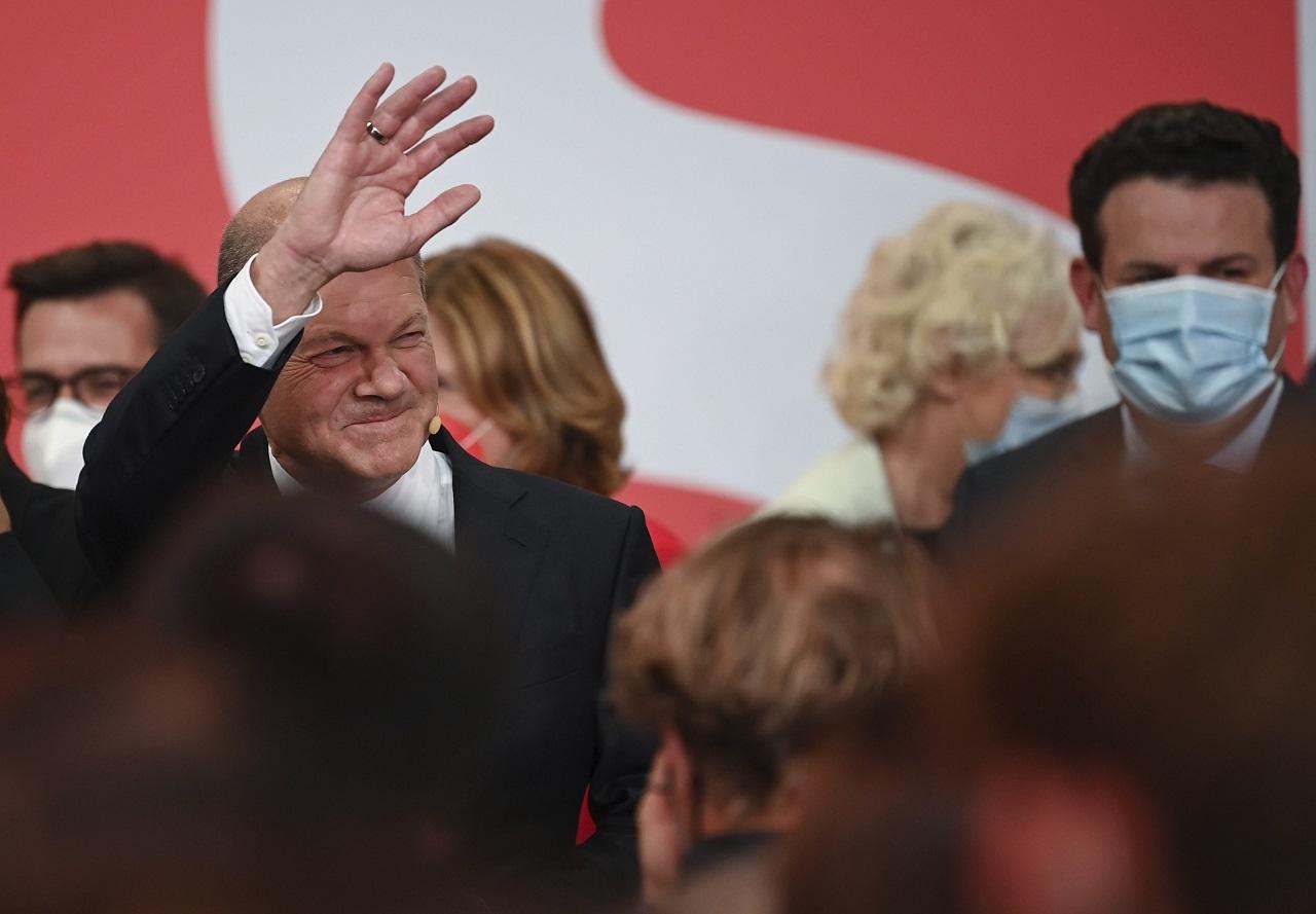 Parlamentné voľby v Nemecku