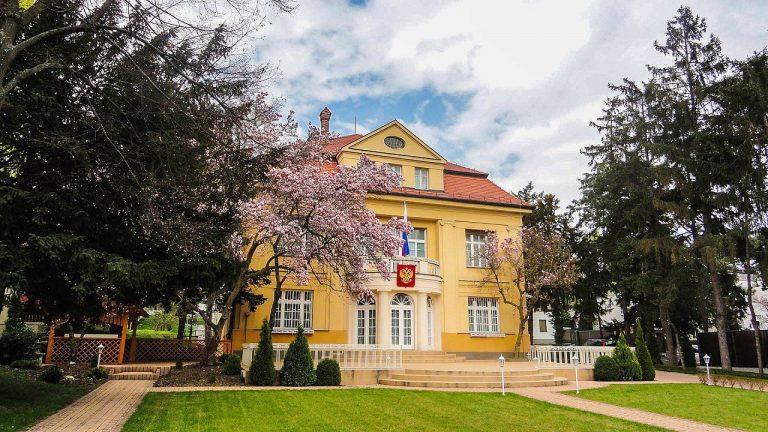 ruské veľvyslanectvo