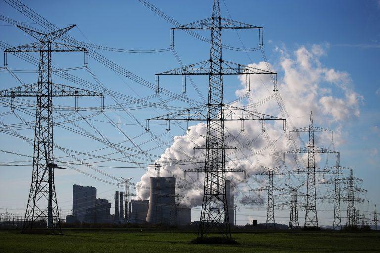 energetika elektrické vedenie