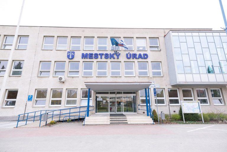 Mestský úrad Dubnica nad Váhom