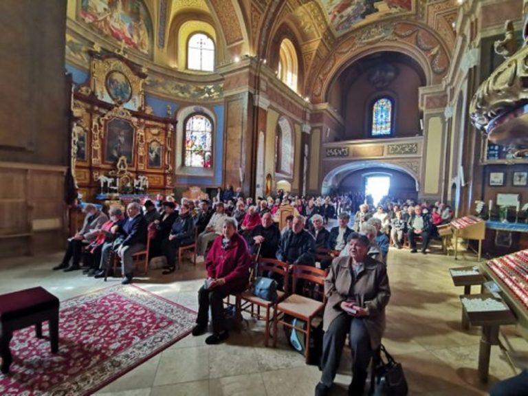 Púť maďarského protoprsbyterátu do MáriaPócse