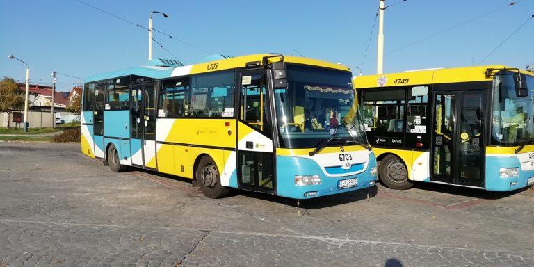 autobus DPMK