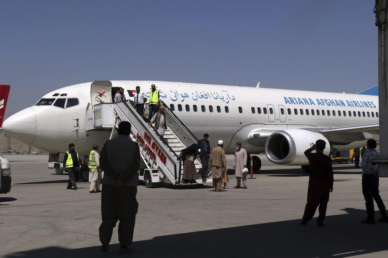 Kábul letisko
