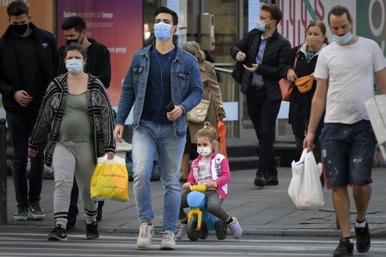 Rumunsko koronavírus
