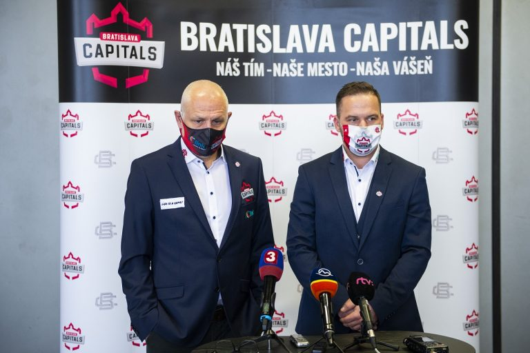 Peter Draisaitl a Dušan Pašek mladší