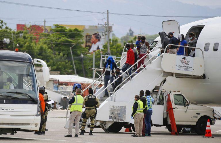 deportácia Haiťanov