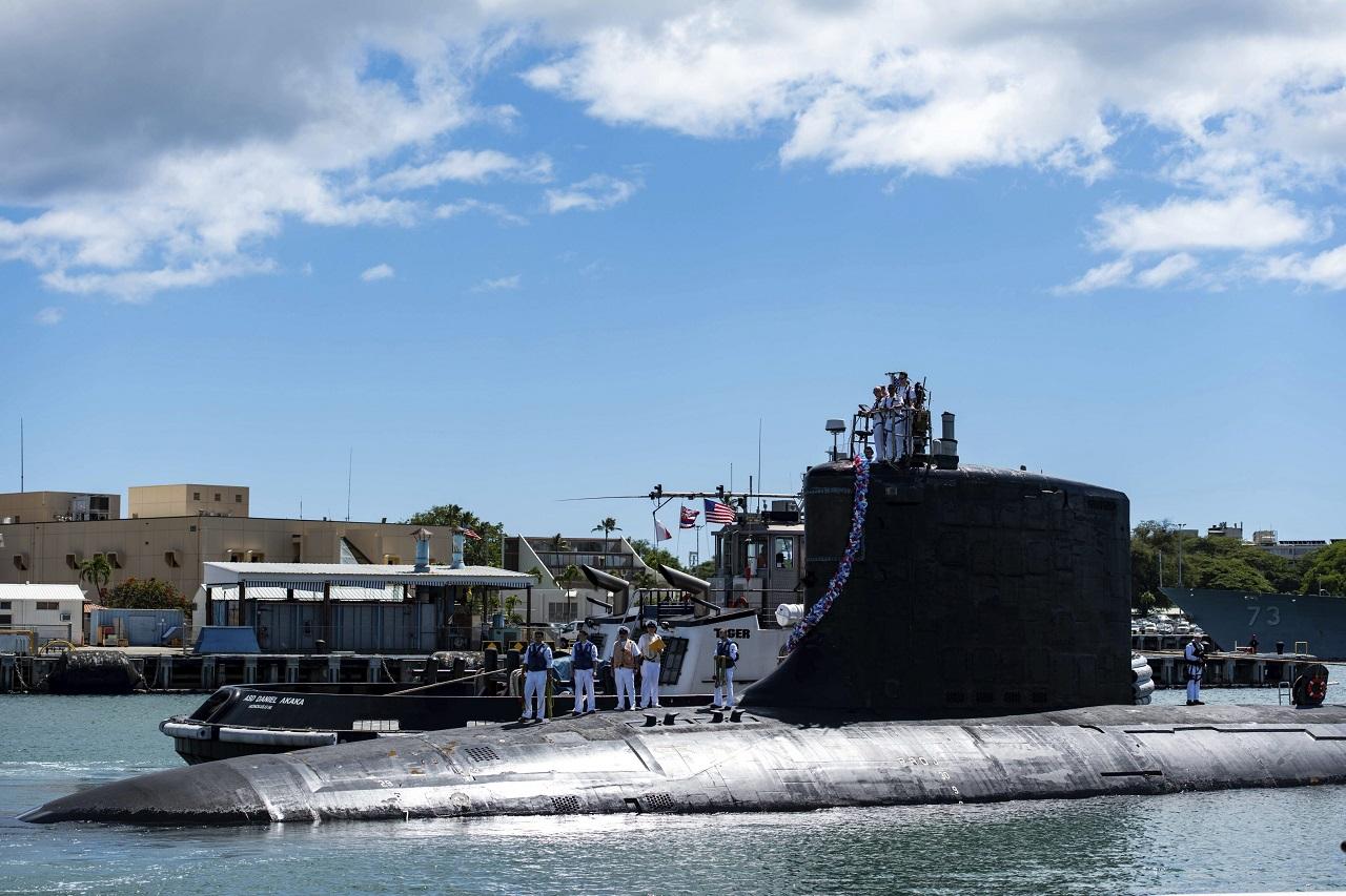 Jadrová ponorka SSN 776