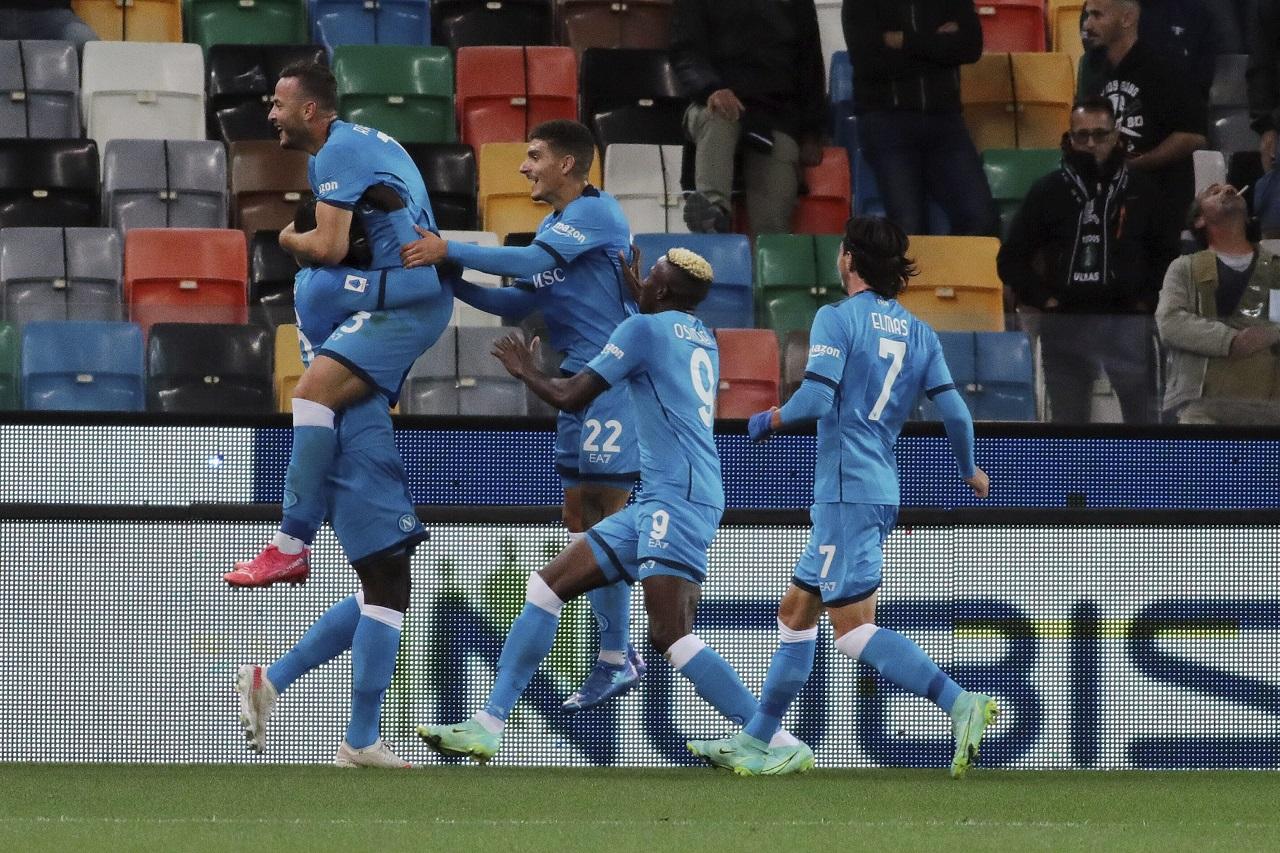 Udinese Calcio - SSC Neapol