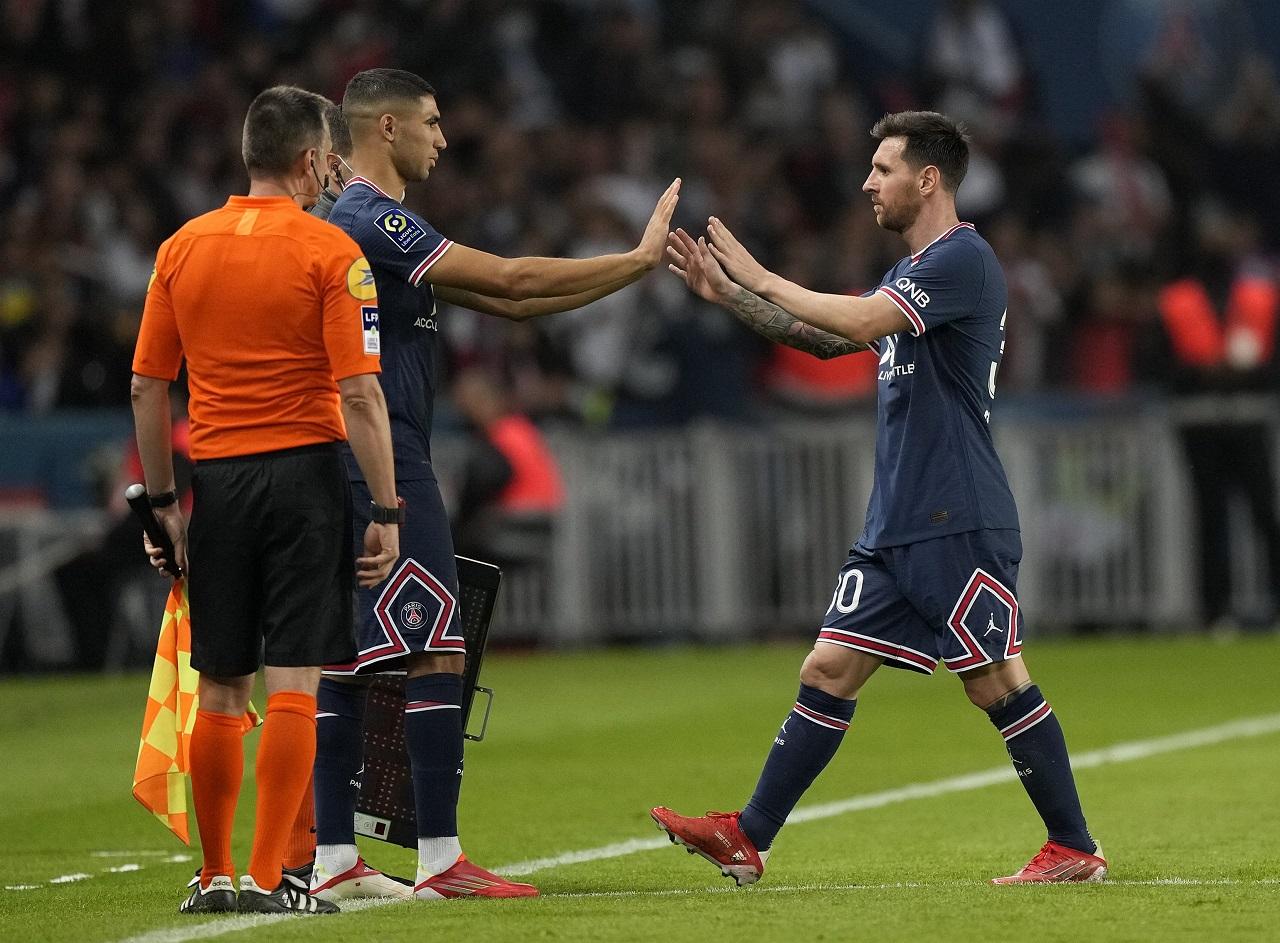 Paríž St. Germain - Olympique Lyon