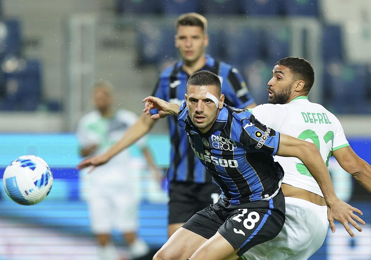 Atalanta Bergamo - Sassuolo Calcio