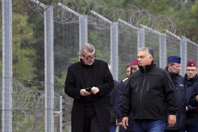 Orbán s Babišom