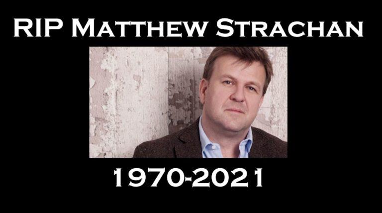 Matthew Strachan