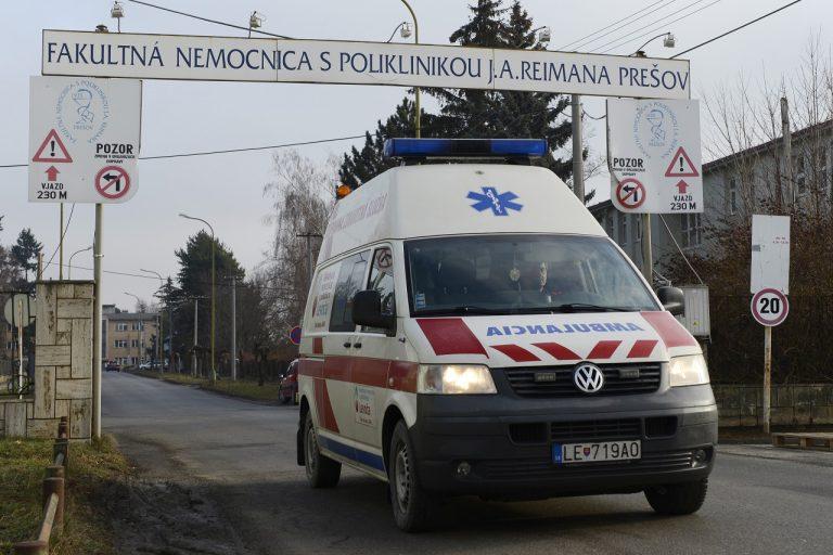 Fakultná nemocnica FNsP J. A. Reimana Prešov