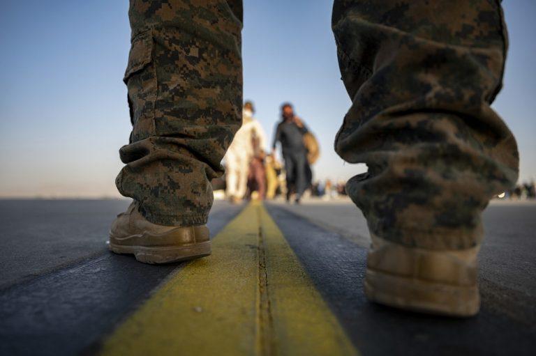 americký vojak
