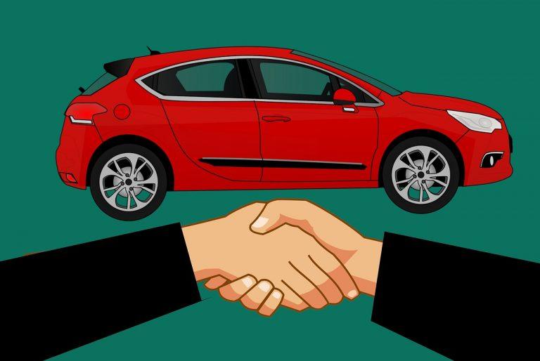 auto predaj