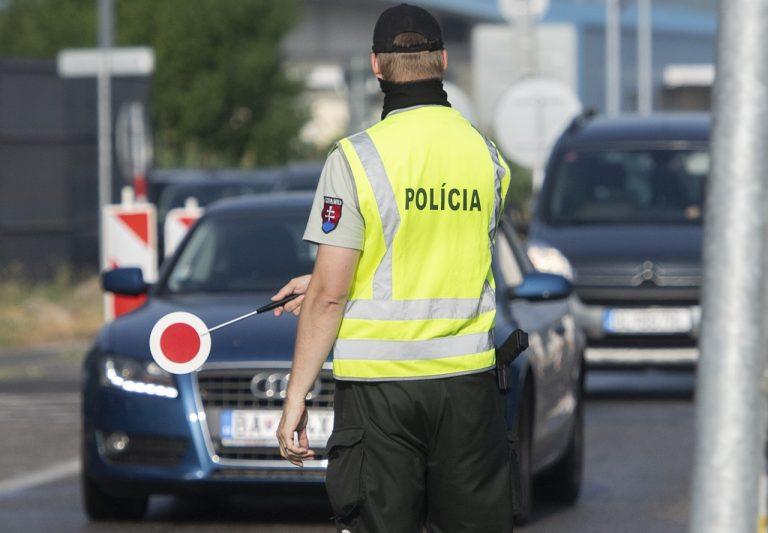 polícia kontroly