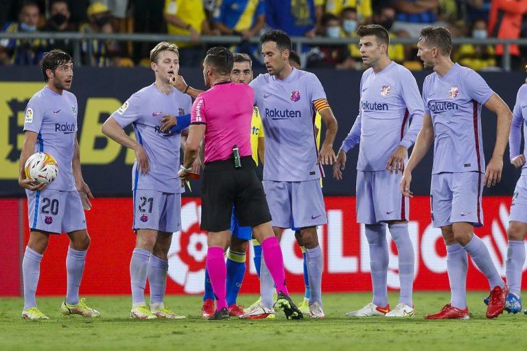 Cadiz CF - FC Barcelona