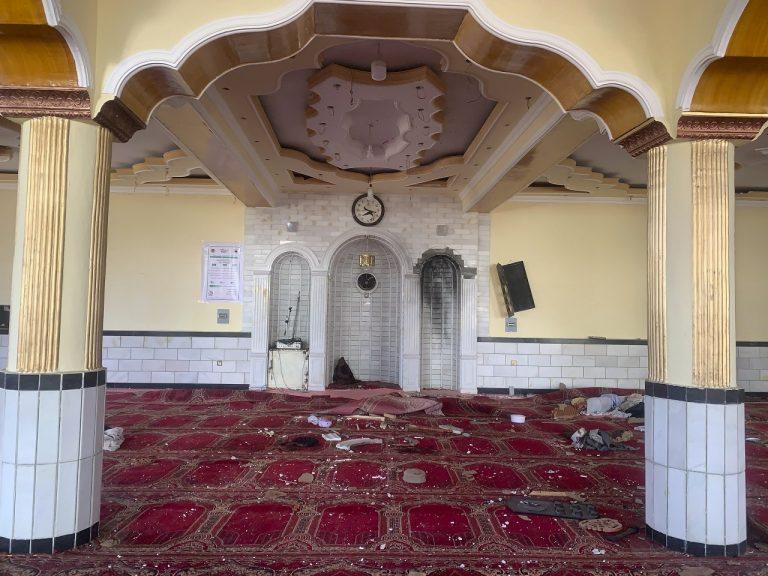 Afganistan mešita