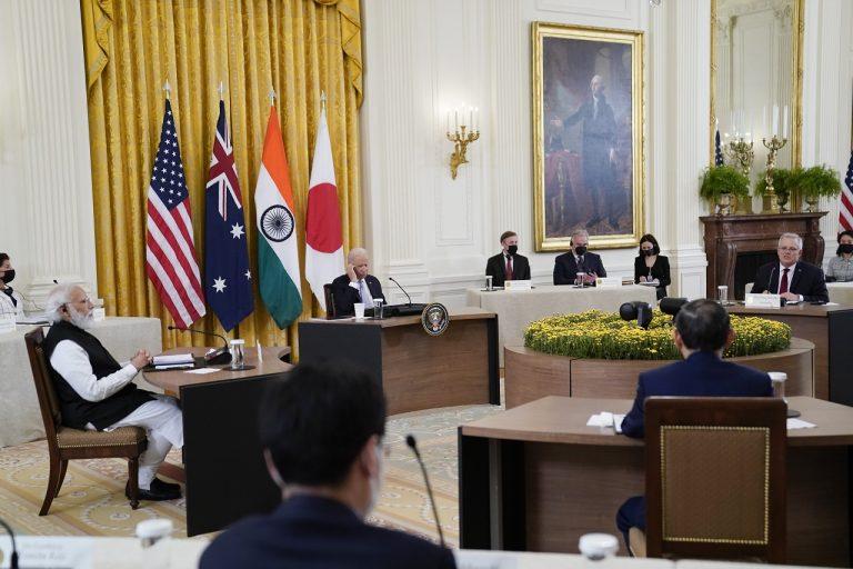 summit Biden, zoskupenie lídrov QUAD