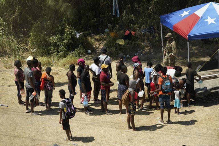 migranti Haiti