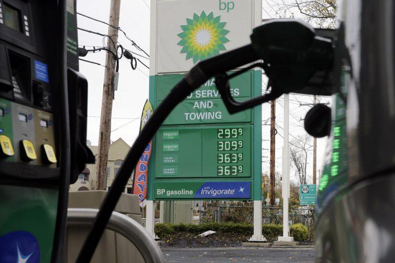 benzín, tankovanie