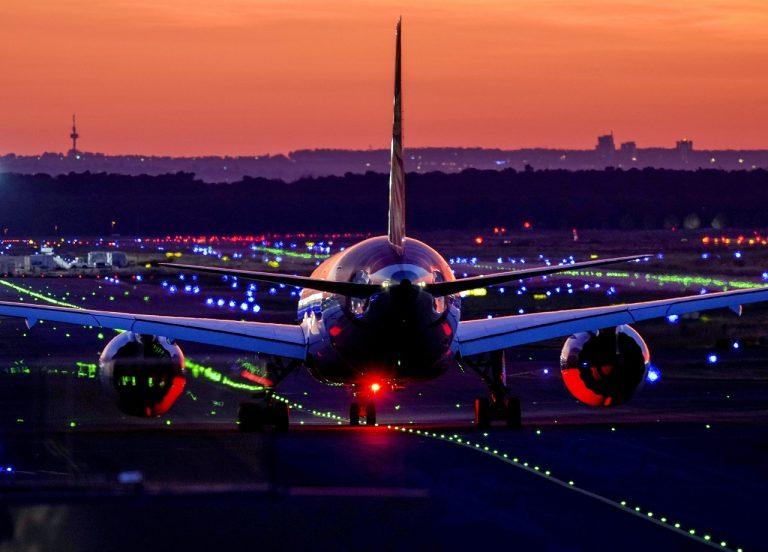 letisko, lietadlo