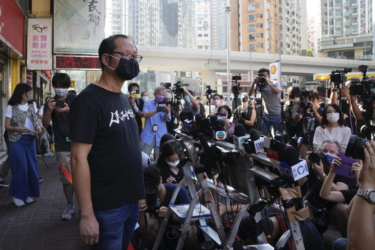 Richard Tsoi, Honkong