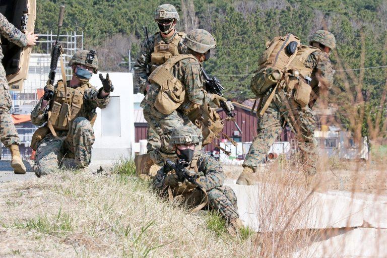 USA Armáda Cvičenie