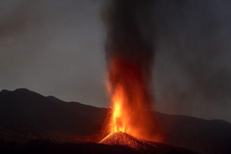 Láva, La Palma