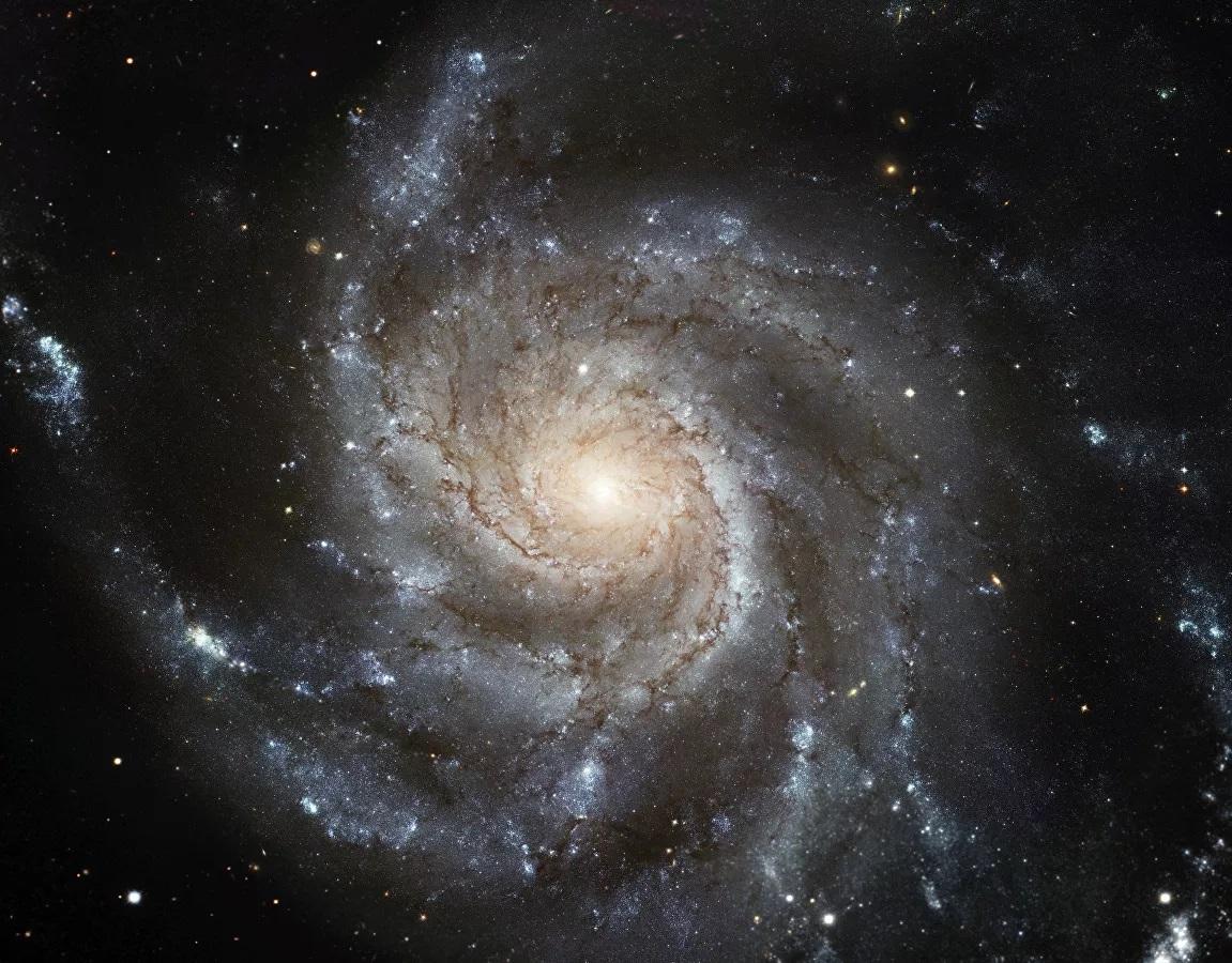 supermasívna galaxia 2