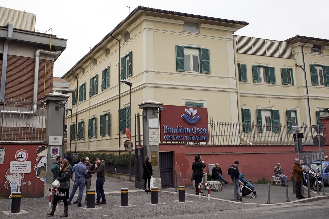 Vatikán detská nemocnica Bambino Gesu