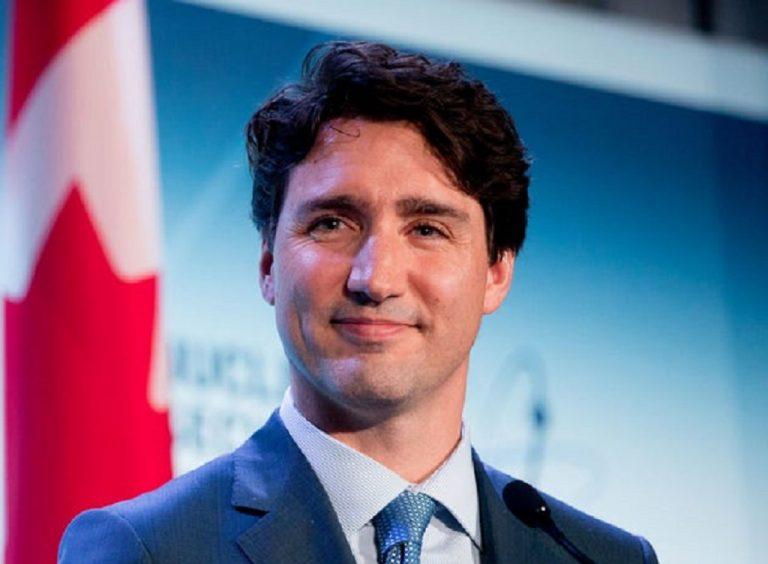 kanadský premiér JustinTrudeau