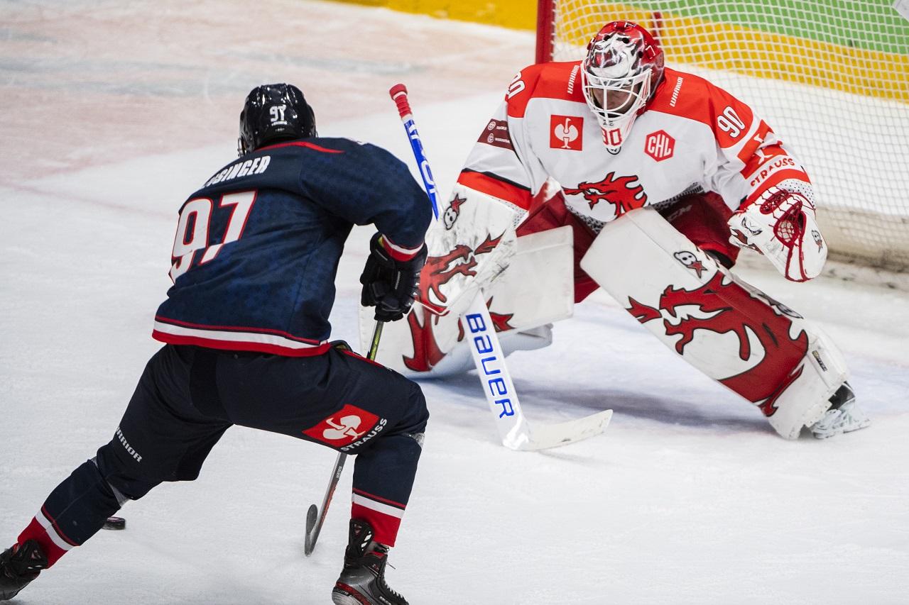 HC Slovan Bratislava - HC Oceláři Třinec