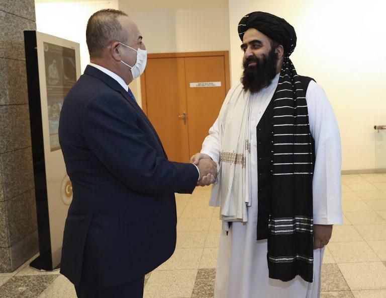 Turkey Afghanistan