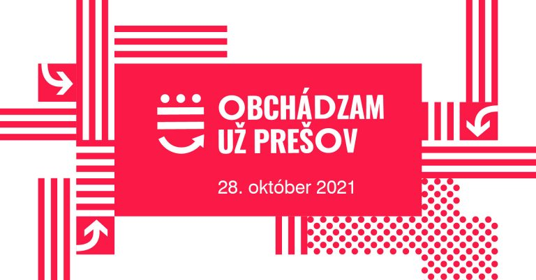 Obchádzam už Prešov